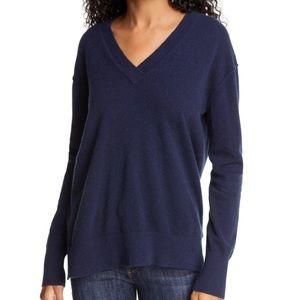 DEMYLEE New York Sweater size xs Dark Blue
